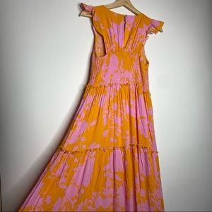 NWT Abel the label maxi dress